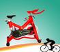 厂家直销商用动感单车军工制造链条静音商用健身车大全现货室内脚踏车厂家批发价格