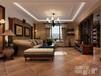 哈尔滨鸣雀装饰—地中海阳光—使用面积98——美式风格