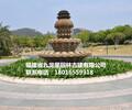 庭院石雕水钵花岗岩水钵广场流水钵景观建筑石雕喷泉景观雕塑