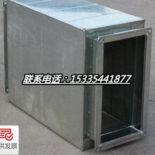 山东冠诺管式消声器生产厂家图片