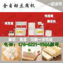 青岛小型豆腐机多少钱全自动豆腐机价格优惠鑫丰豆腐机厂家