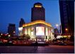 长春重庆路国贸正门LED广告