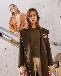 女装品牌依目了然16秋冬大件外套特价清仓