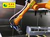 东莞新力光涂装机器人空调喷涂案例详细介绍