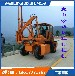 云南装载式护栏打桩机一体机护栏打钻机厂家解析