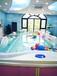 嬰兒游泳館加盟就選青島海樂游