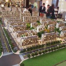 建筑模型,工业机械模型,规划模型,古建模型,投标模型等图片