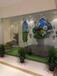 重庆墙体彩绘手绘壁画3D画文化墙工装手绘墙