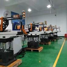 口碑厂家送料机械手车床自动送料机、锌、铝、镁、铜压铸机图片
