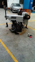 价格划算的送料机械手车床自动锌合金机械手图片