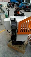 可信赖的送料机械手车床?#36828;?#30701;棒材送料机图片