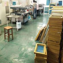 二手移印机回收工厂喷油玻璃盖板整厂机械设备专业可靠图片