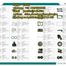 中国重汽配件凯尔特储-蒸高压管图片