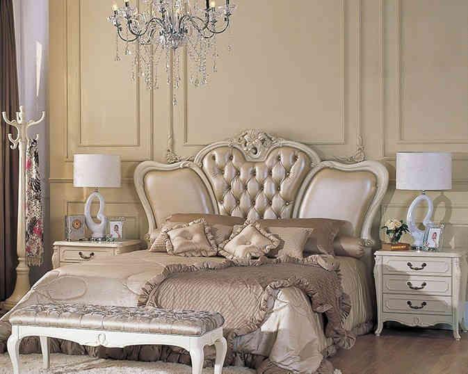 实木欧式家具图片