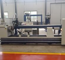 環縫焊接設備,活塞桿環節專機,自動焊接設備,焊接機器人圖片