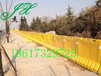 化州高密度聚乙烯黄色水马销售茂名高围栏水马广州杰袖水马厂家直销