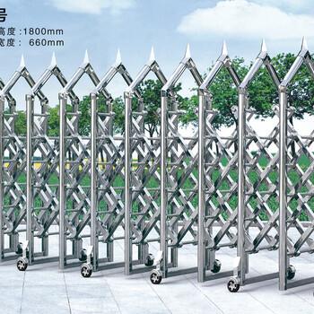 罗定市电动伸缩门安装订做优质服务