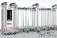 珠海市不锈钢电动伸缩门安装订做厂家供应价格便宜