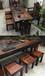 老船木茶桌图片
