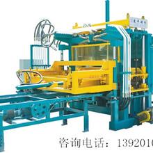 供应梧州市建丰水泥垫块设备砖机设备天津水泥制砖机空心砌块机