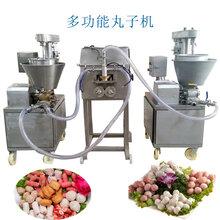 丸子成型机,火锅丸子加工设备,丸子生产流水线图片