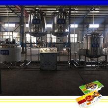 鸭血生产线,盒装血豆腐加工生产线,SUS304不锈钢储存罐图片