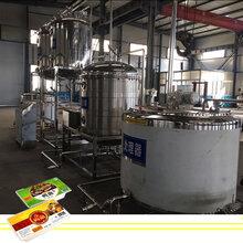 散装猪血加工设备_1吨血豆腐生产线_鸭血豆腐成套加工设备图片