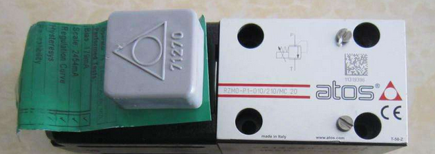 意大利ATOS放大器使用设置方法