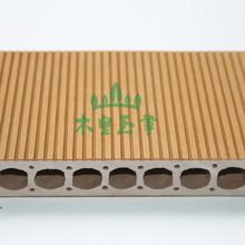 户外塑木地板价格图片