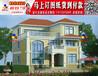 经济型房屋别墅农村房屋设计效果图w356