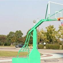 临泉销售移动式篮球架地埋式休闲篮球架仿液压篮球架销售价格地址
