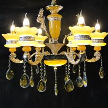 蜡烛灯全铜灯酒店工程灯