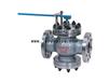 给水回转式调节阀T40H-40、T40H-100型供应上海沪工上海欧特莱上海白湖冠龙