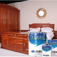欢腾漆木器漆环保水性木器漆全效净味家具漆HTY6113图片