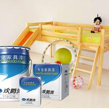 欢腾漆木器漆耐黄变木器漆环保净味木器漆HD168图片