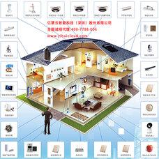家居智能化系统,智能家居安防系统,智能安防控制系统,全屋智能家居系统