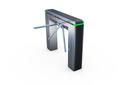 不锈钢摆闸智能人行通道翼闸桥式三辊闸