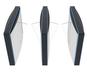 evolveRG400不锈钢翼闸门禁系统翼闸智能通道翼闸
