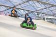 景区做什么娱乐项目好?极速旱雪JSHX旱滑雪圈、单双板滑道项目