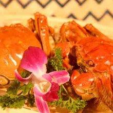 想吃美味大闸蟹,认准阳澄湖图片