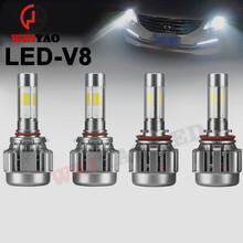 厂家直销汽车LED大灯图片