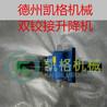 廠家供應螺旋絲桿升降機蝸輪蝸桿式升降機雙鉸接式