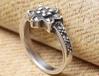 金殿环球知识课堂:银戒指是不是越纯越好?