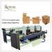 纸箱机械纸箱生产加工设备半自动糊箱机双片式糊箱机