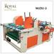 洛澳MJZXJ-3型半自动压合式粘箱机