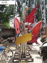 供应不锈钢创意雕塑组合雕塑校园雕塑