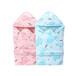 妮貝爾新生嬰幼兒寶寶抱被待產包真空消毒滅無菌孕婦入醫院產房用抱被