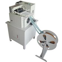供应X重型L-160全自动电脑切带机/自动切带机/织带热切机图片