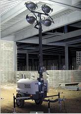 城市消防夜间照明LTN6L多功能灯塔