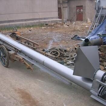 不锈钢绞龙输送机